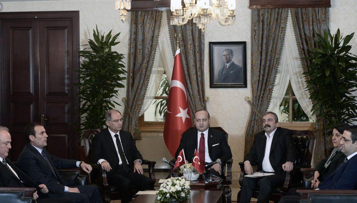 Peace Process and Kurdish Diaspora in Europe