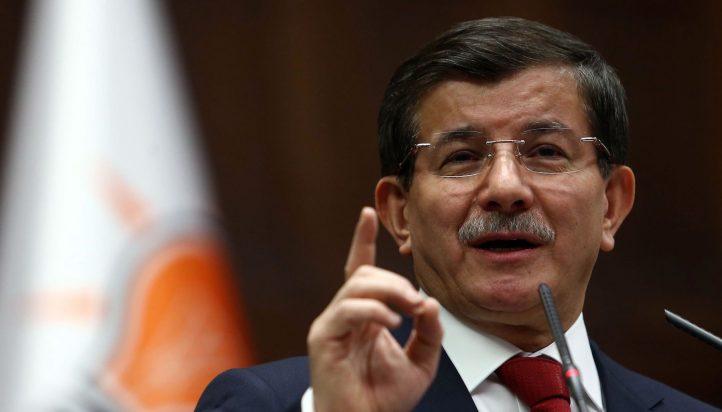 Prime Minister Ahmet Davutoglu