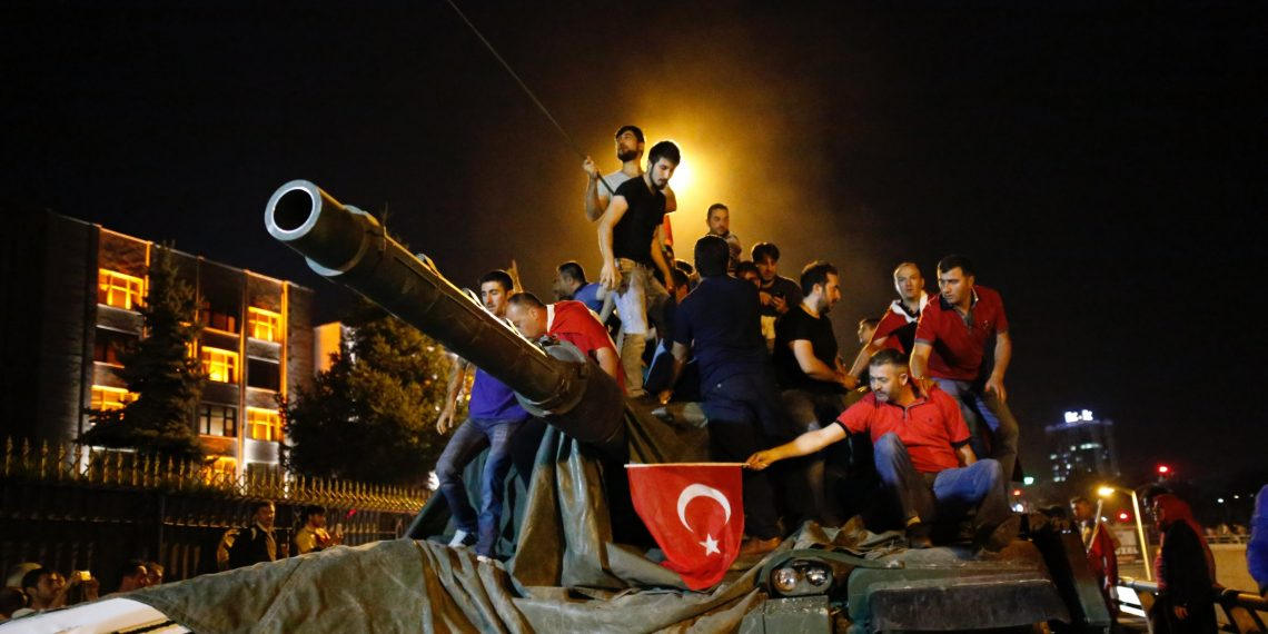 Turkey's coup attempt and its aftermath