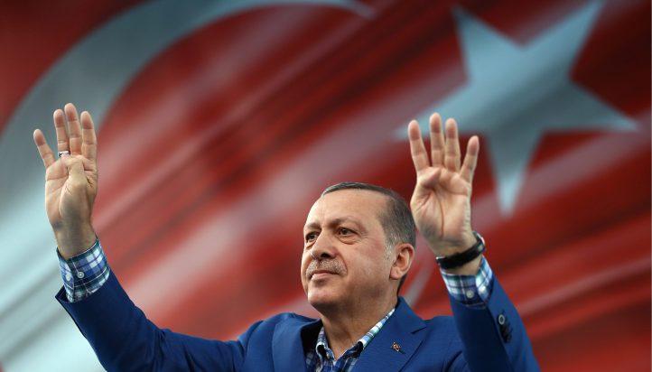 (Yasin Bulbul, Presidential Press Service via AP)