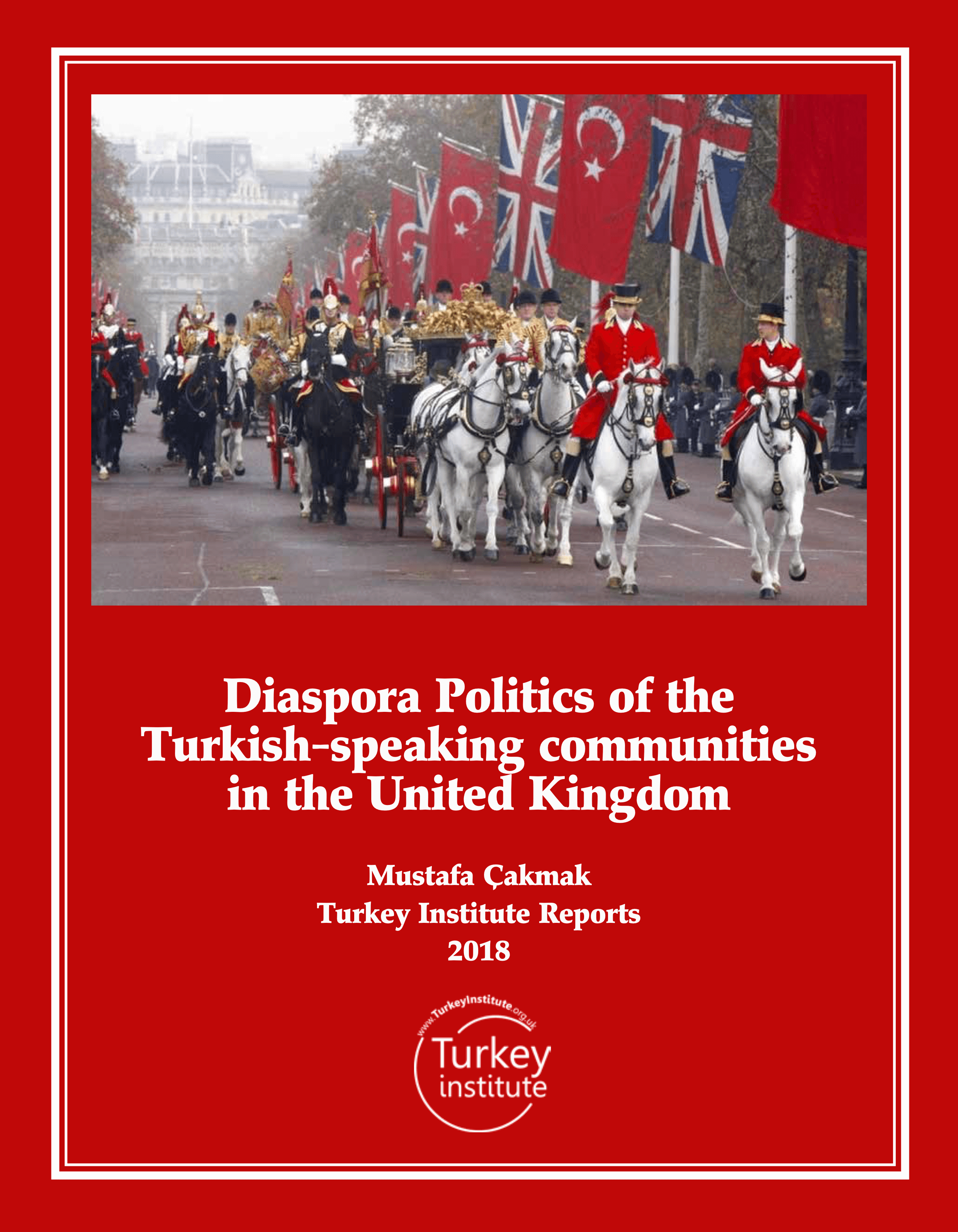 Diaspora Politics of the Turkish-speaking Community in the United Kingdom