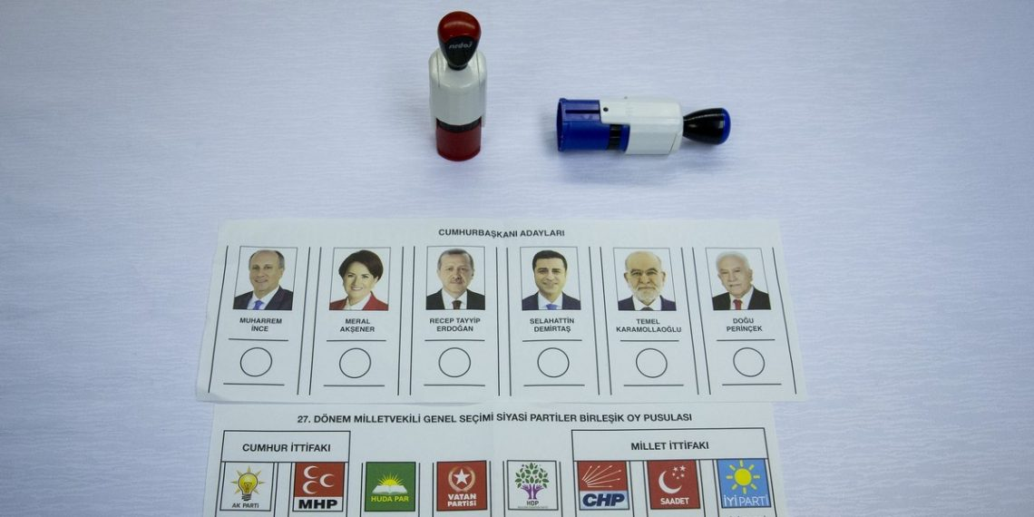 What if Turkey's snap election results in a split government and parliament?