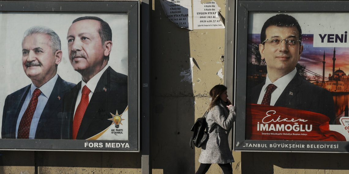 Erdogan is at a crossroads