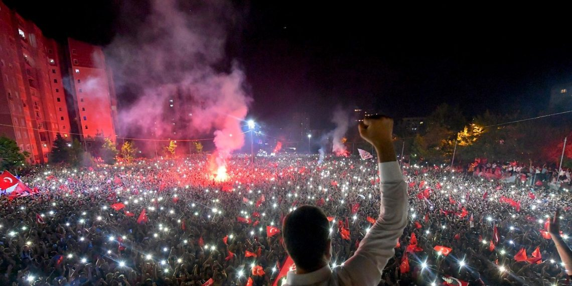 Imamoglu's victory is shifting the dichotomic paradigms of Turkish politics